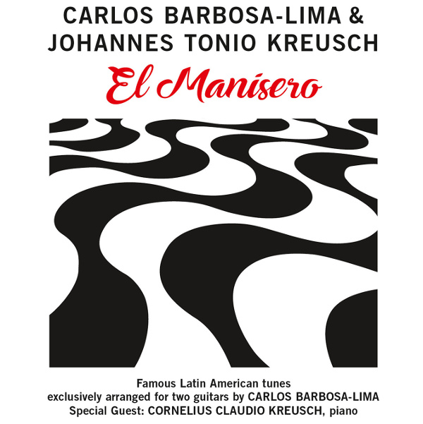 Famous Latin American tunes exclusively arranged for two guitars by Carlos Barbosa-Lima